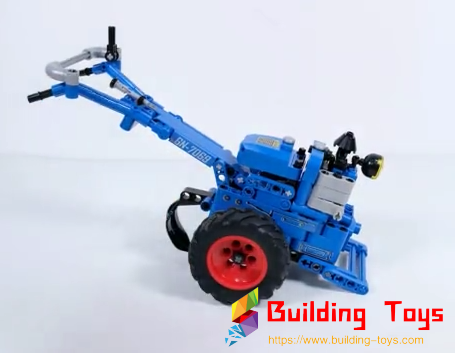 Winner 7069 Classic Old Tractor Car Review